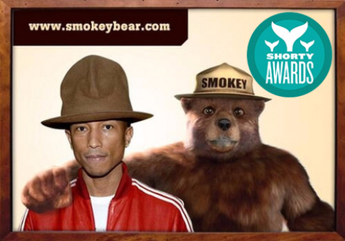 Shorty Awards Website