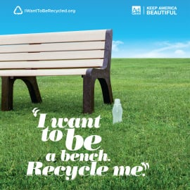 Keep America Beautiful – Recycling