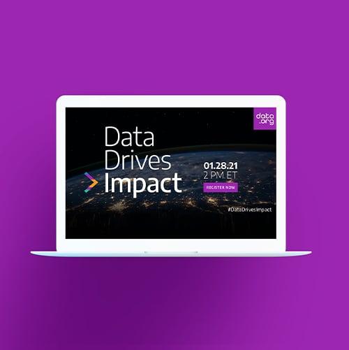 Data Drives Impact